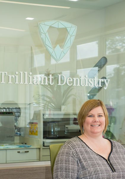 photo of Andrea of Trilliant Dentistry