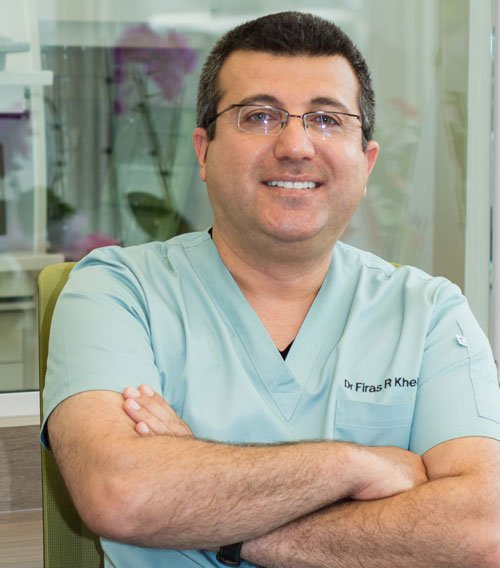 Photo of Dr Firas Khekani