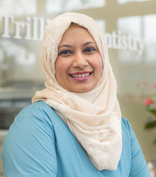 Photo of Hasina from Trilliant Dentistry