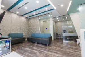 photo of Trilliant Dentistry reception area